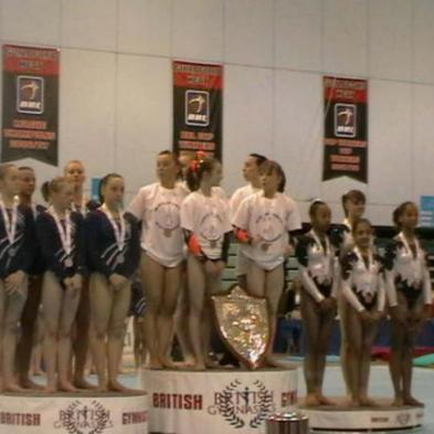 2008 - British Team Champs